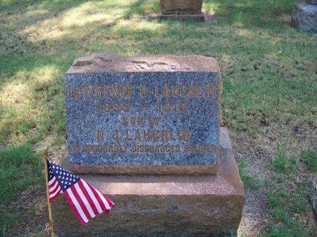 LAUGHLIN (VETERAN), LAWRENCE  O. - Imperial County, California   LAWRENCE  O. LAUGHLIN (VETERAN) - California Gravestone Photos