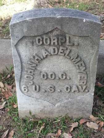 ADELMEYER [CW], JOHN H. - Los Angeles County, California | JOHN H. ADELMEYER [CW] - California Gravestone Photos