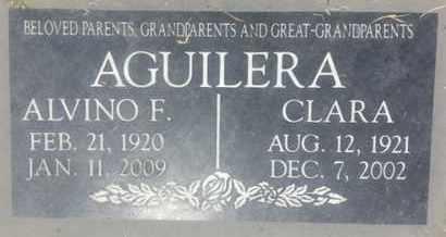 AGUILERA, CLARA - Los Angeles County, California | CLARA AGUILERA - California Gravestone Photos