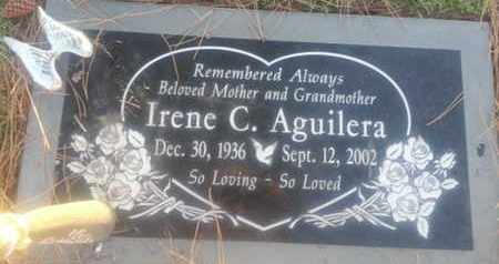 AGUILERA, IRENE - Los Angeles County, California | IRENE AGUILERA - California Gravestone Photos