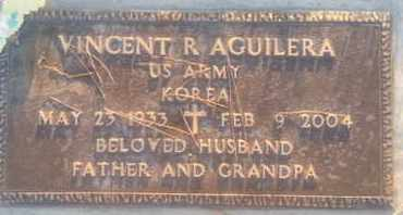 AGUILERA, VINCENT - Los Angeles County, California | VINCENT AGUILERA - California Gravestone Photos