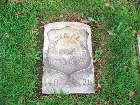 ALLEN, HENRY E  (CW VET) - Los Angeles County, California   HENRY E  (CW VET) ALLEN - California Gravestone Photos
