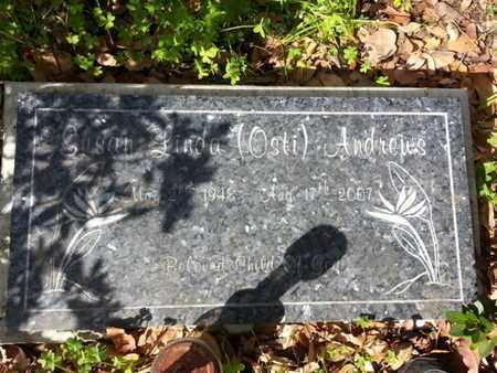 ANDREWS, SUSAN LINDA - Los Angeles County, California | SUSAN LINDA ANDREWS - California Gravestone Photos
