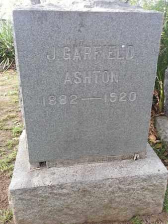 ASHTON, J. GARFIELD - Los Angeles County, California | J. GARFIELD ASHTON - California Gravestone Photos