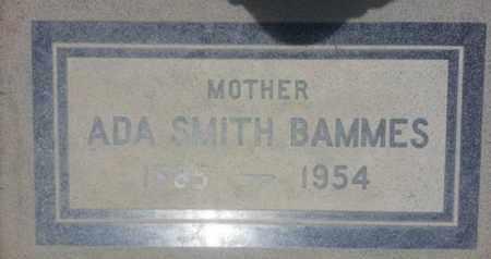 BAMMES, ADA - Los Angeles County, California | ADA BAMMES - California Gravestone Photos