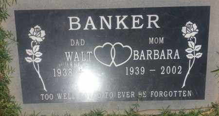 BANKER, BARBARA - Los Angeles County, California | BARBARA BANKER - California Gravestone Photos