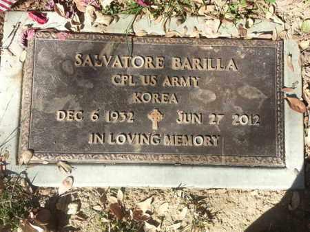 BARILLA, SALVATORE - Los Angeles County, California   SALVATORE BARILLA - California Gravestone Photos