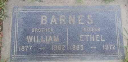 BARNES, ETHEL - Los Angeles County, California | ETHEL BARNES - California Gravestone Photos