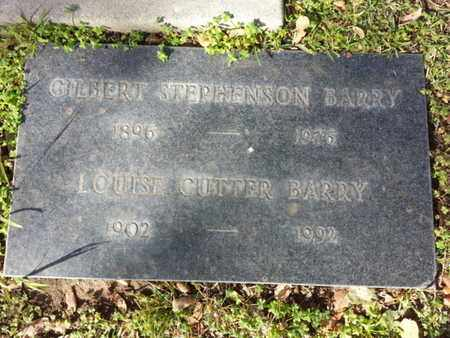 BARRY, GILBERT STEPHENSON - Los Angeles County, California | GILBERT STEPHENSON BARRY - California Gravestone Photos