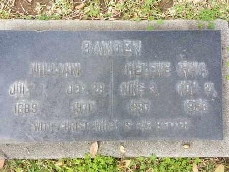 BAWDEN, WILLIAM - Los Angeles County, California | WILLIAM BAWDEN - California Gravestone Photos