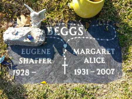 BEGGS, EUGENE SHAFFER - Los Angeles County, California | EUGENE SHAFFER BEGGS - California Gravestone Photos