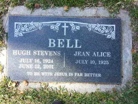 BELL, HUGH - Los Angeles County, California | HUGH BELL - California Gravestone Photos