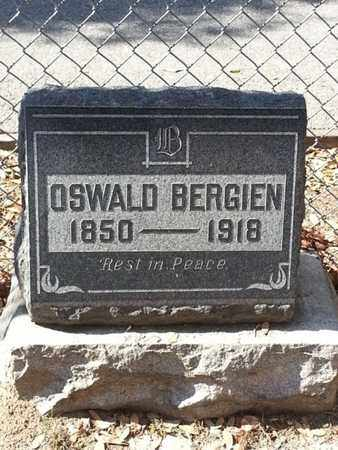 BERGIEN, OSWALD - Los Angeles County, California | OSWALD BERGIEN - California Gravestone Photos