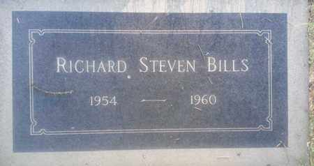 BILLS, RICHARD - Los Angeles County, California | RICHARD BILLS - California Gravestone Photos