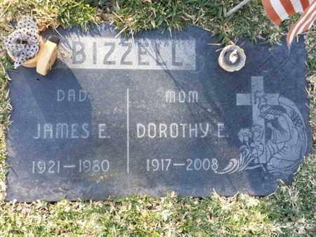 BIZZELL, JAMES E. - Los Angeles County, California | JAMES E. BIZZELL - California Gravestone Photos