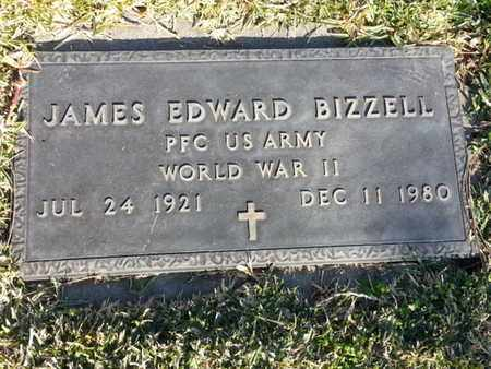 BIZZELL, JAMES EDWARD - Los Angeles County, California | JAMES EDWARD BIZZELL - California Gravestone Photos