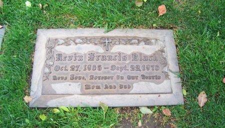 BLACK, KEVIN FRANCIS - Los Angeles County, California   KEVIN FRANCIS BLACK - California Gravestone Photos