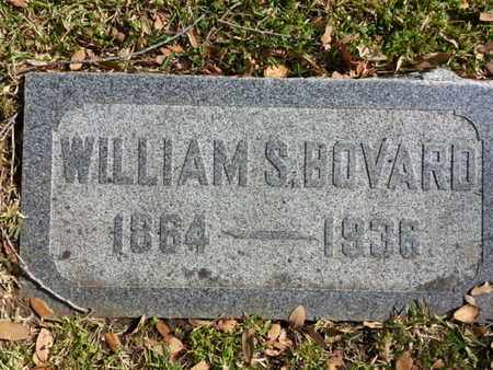BOVARD, WILLIAM S. - Los Angeles County, California | WILLIAM S. BOVARD - California Gravestone Photos
