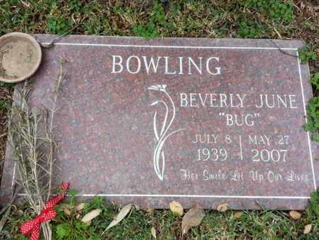 BOWLING, BEVERLY - Los Angeles County, California | BEVERLY BOWLING - California Gravestone Photos
