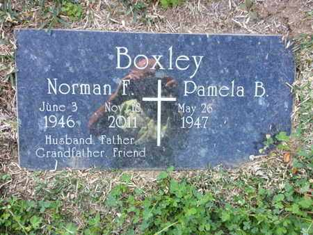 BOXLEY, NORMAN F. - Los Angeles County, California | NORMAN F. BOXLEY - California Gravestone Photos