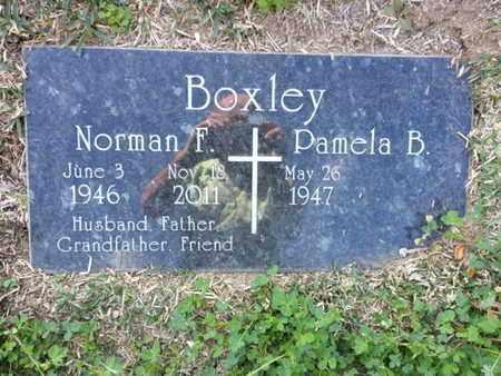 BOXLEY, PAMELA B. - Los Angeles County, California   PAMELA B. BOXLEY - California Gravestone Photos