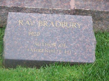 BRADBURY, RAY - Los Angeles County, California   RAY BRADBURY - California Gravestone Photos