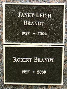 BRANDT, JANET - Los Angeles County, California | JANET BRANDT - California Gravestone Photos