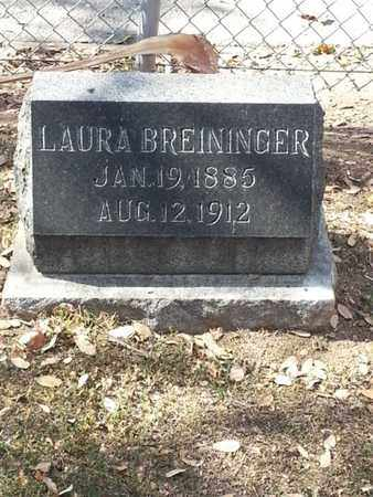 BREININGER, LAURA - Los Angeles County, California | LAURA BREININGER - California Gravestone Photos