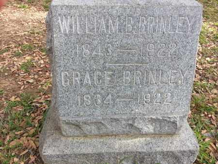 BRINLEY, WILLIAM B. - Los Angeles County, California | WILLIAM B. BRINLEY - California Gravestone Photos