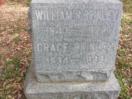 BRINLEY, WILLIAM B. - Los Angeles County, California   WILLIAM B. BRINLEY - California Gravestone Photos