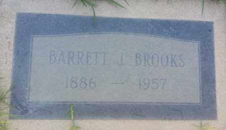 BROOKS, BARRETT - Los Angeles County, California | BARRETT BROOKS - California Gravestone Photos