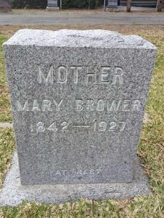 BROWER, MARY - Los Angeles County, California | MARY BROWER - California Gravestone Photos