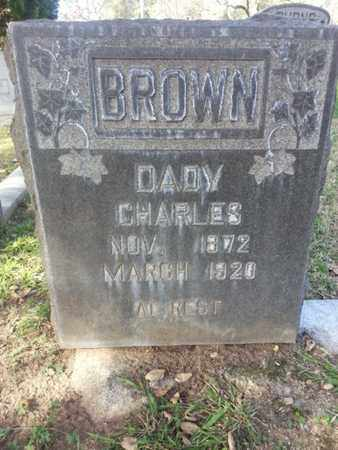 BROWN, DADY CHARLES - Los Angeles County, California | DADY CHARLES BROWN - California Gravestone Photos
