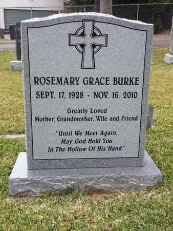 BURKE, ROSEMARY GRACE - Los Angeles County, California | ROSEMARY GRACE BURKE - California Gravestone Photos