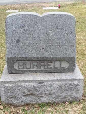 BURRELL, CHARLES W. - Los Angeles County, California | CHARLES W. BURRELL - California Gravestone Photos