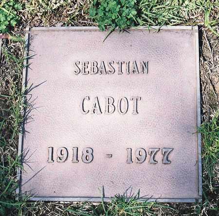 CABOT, SEBASTIAN - Los Angeles County, California | SEBASTIAN CABOT - California Gravestone Photos