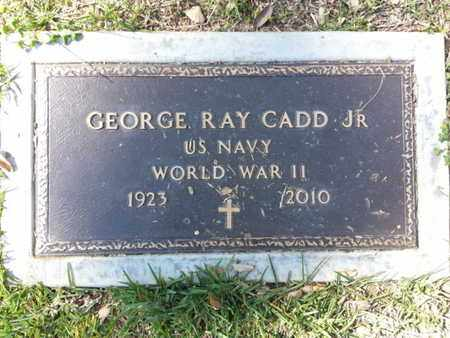 CADD, GEORGE R. - Los Angeles County, California | GEORGE R. CADD - California Gravestone Photos