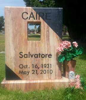CAIRE, SALVATORE - Los Angeles County, California | SALVATORE CAIRE - California Gravestone Photos