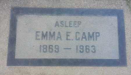 CAMP, EMMA - Los Angeles County, California | EMMA CAMP - California Gravestone Photos