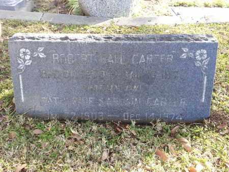 CARTER, ROBERT HALL - Los Angeles County, California | ROBERT HALL CARTER - California Gravestone Photos