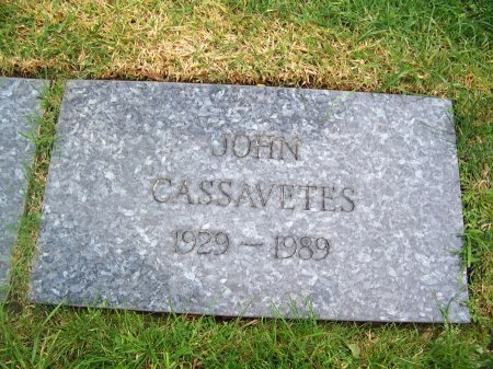 CASSAVETES, JOHN (ACTOR/DIRECTOR) - Los Angeles County, California | JOHN (ACTOR/DIRECTOR) CASSAVETES - California Gravestone Photos