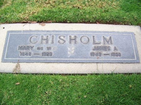 CHISHOLM, MARY - Los Angeles County, California   MARY CHISHOLM - California Gravestone Photos