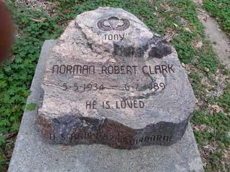 CLARK, NORMAN ROBERT - Los Angeles County, California | NORMAN ROBERT CLARK - California Gravestone Photos