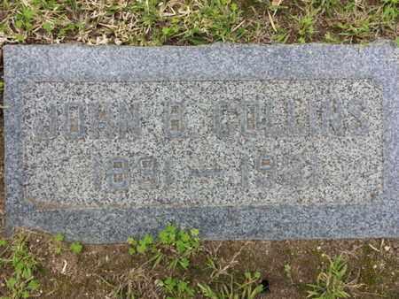 COLLINS, JOHN B. - Los Angeles County, California   JOHN B. COLLINS - California Gravestone Photos