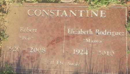 CONSTANTINE, ELIZABETH - Los Angeles County, California | ELIZABETH CONSTANTINE - California Gravestone Photos