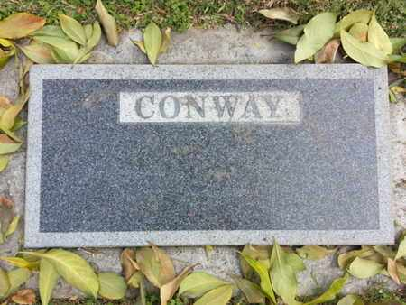 CONWAY, NONE - Los Angeles County, California | NONE CONWAY - California Gravestone Photos