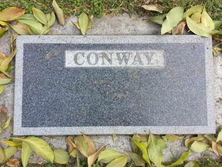 CONWAY, NONE - Los Angeles County, California | NONE CONWAY - California Gravestone Photos