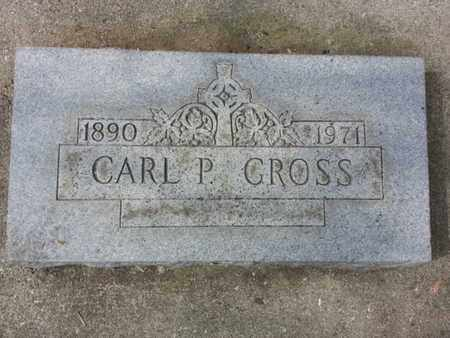 CROSS, CARL P. - Los Angeles County, California | CARL P. CROSS - California Gravestone Photos