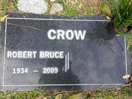 CROW, ROBERT BRUCE - Los Angeles County, California | ROBERT BRUCE CROW - California Gravestone Photos