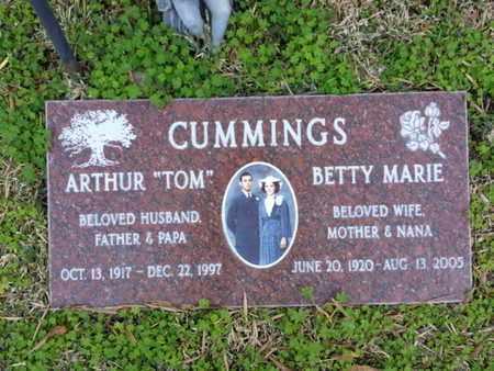CUMMINGS, ARTHUR - Los Angeles County, California | ARTHUR CUMMINGS - California Gravestone Photos